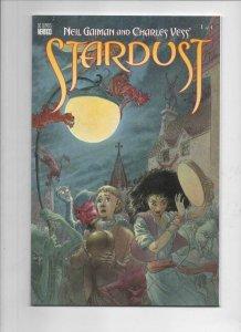 STARDUST #1, NM, Neil Gaiman, Vess, Movie, 1997, more Vertigo in store