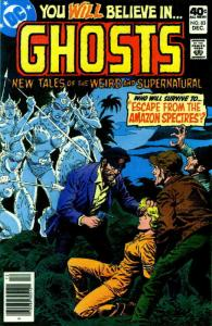 Ghosts #83 FN; DC | save on shipping - details inside