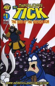 Mangalicious Tick, The: The Rise of the Setting Sun #1 FN; NEC | save on shippin