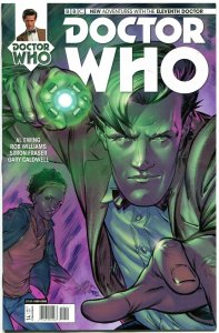 DOCTOR WHO #14 A, NM, 11th, Tardis, 2014, Titan, 1st, more DW in store, Sci-fi