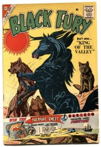 Black Fury #28 1960- Charlton comics G/VG