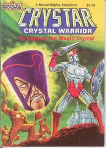 CRYSTAR ( To Capture the Magic Crystal) 1983 NN VF-NM COMICS BOOK