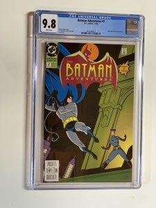 Batman Adventures 2 Cgc 9.8 Wp Dc Comics
