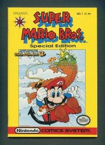 Super Mario Bros. Special Edition #1  / 9.6 NM+  / 1990