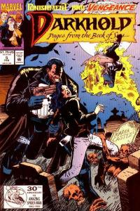 Darkhold: Pages from the Book of Sins #5, NM + (Stock photo)