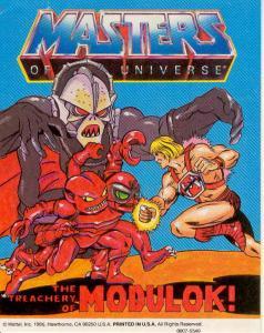 Masters of the Universe: the Treachery of Modulok #1 VG; Mattel Mini-Comic | low