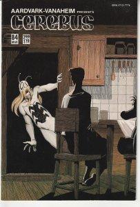 Cerebus #84 (1986)