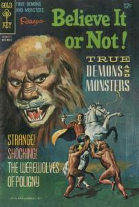 Ripley's Believe It or Not! #7 VG; Gold Key | low grade comic - save on shipping