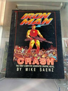 Epic Graphic Novel Iron Man Crash FN
