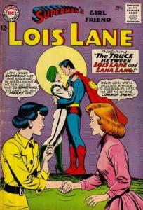 Superman's Girl Friend Lois Lane #52, Good+ (Stock photo)