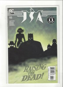 JSA #85 DC Comics  NM