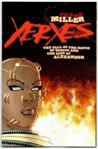 Xerxes Fall of House Darius #1 Frank Miller (Dark Horse, 2018) NM