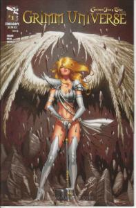 Grimm Universe #1B VF/NM; Zenescope | save on shipping - details inside
