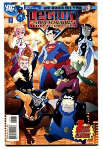 Legion of Super-Heroes In the 31st Century #1-2007-comic book