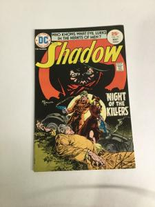 The Shadow 10 Nm Near Mint DC Comics Bronze Age