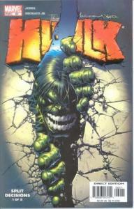Incredible Hulk (2000 series) #60, NM- (Stock photo)