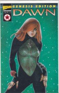 Dawn: Genesis Edition #1 (1999)