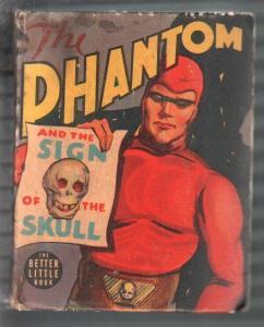 Phantom and The Sign of The Skull-BLB #1479-1939-Falk-Moore-VF+