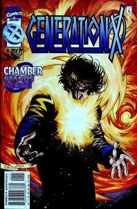 Generation X #11 (1996)