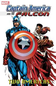 Captain America and the Falcon (2004 series) Vol. 1: Two Americas #1, VF+ (St...