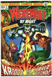 WEREWOLF by NIGHT #8, FN+, Wolf, Len Wein, Full Moon, 1972, more WW in store