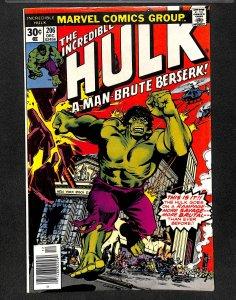 The Incredible Hulk #206 (1976)