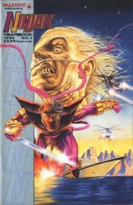 Ninjak (1994 series) Yearbook #1, NM (Stock photo)