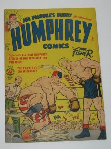 Humphrey Comics #11 1950 Golden Age Harvey Publications Comics FN