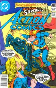 Action Comics #502 FN; DC | save on shipping - details inside