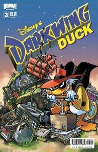 Darkwing Duck #3  COVERS A & B SET NEAR MINT.