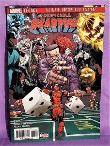 Gerry Duggan DESPICABLE DEADPOOL #297 Mike Hawthorne (Marvel, 2018)!