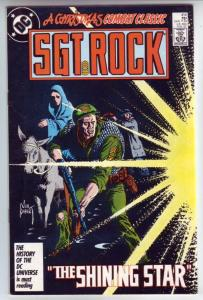 Sgt. Rock #414 (Feb-87) VF/NM+ High-Grade Sgt. Rock