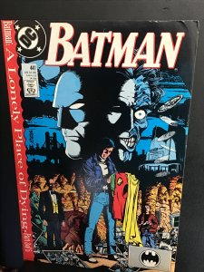 Batman #441 (1989)  high-grade Lonely Place of Dying part 3! VF/NM Wow!