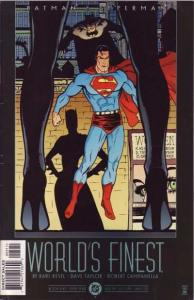 Batman and Superman: World's Finest #5, VF+ (Stock photo)