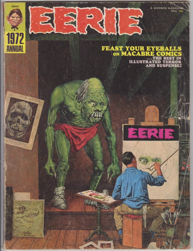 Eerie Annual 1972