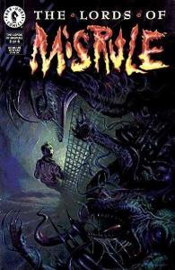 Lords of Misrule (1997 series) #3, NM- (Stock photo)