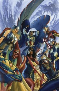 All New All Different Avengers Poster by Alex Ross (24 x 36) Rolled/New!