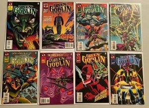 Green Goblin near set:#1-12 missing #13 9.4 NM (1995)