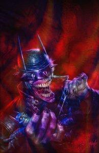 Batman Who Laughs #1 Lucio Parrillo Foil Variant Set