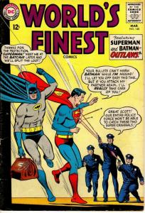 WORLDS FINEST (1941-1986  DC) 148 VG+ March 1965