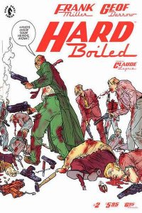Hard Boiled (1990 series) #2, VF (Stock photo)