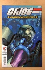G.I. Joe: America's Elite #7 (2006)
