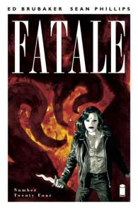 Fatale (2012 series) #24, NM- (Stock photo)