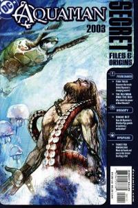 Aquaman (2003 series) Secret Files #1, NM- (Stock photo)