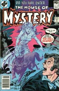 House of Mystery (1951 series) #271, VF- (Stock photo)