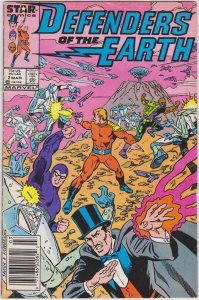 Defenders of the Earth #2