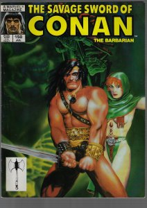 Savage Sword of Conan #150 (Marvel, 1988)