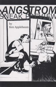 Angstrom Sneak Preview #1 VF/NM; Ken Applebaum   save on shipping - details insi