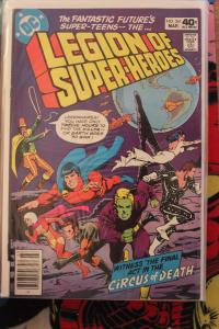 Legion of Super-Heroes 261  FN/VF