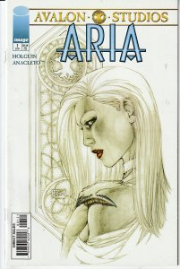 Aria(mini-series, 1999)# 1(Michael Turner Variant),2,3,4